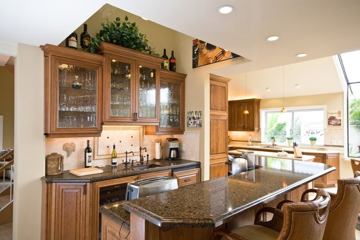 Open Kitchens for Entertaining & Everyday - Burgin Design • Remodel