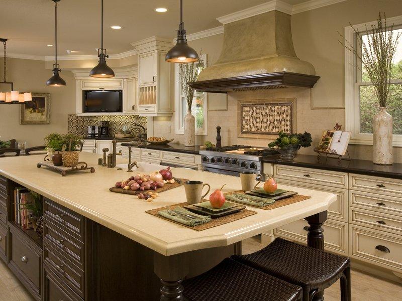 Orange Kitchen Remodel – Harmeyer