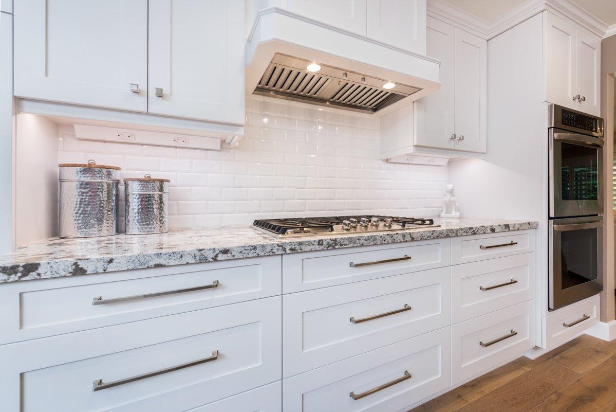 Villa Park Kitchen Remodel Evanow Burgin Design Remodel