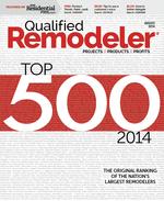 *Winner* Qualified Remodeler 2014 Top 500