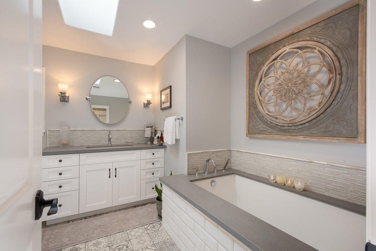 Costa Mesa Home Remodel Parode Burgin Design Remodel