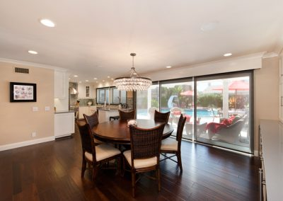 Huntington Beach Home Remodel Rolfes Dining Room