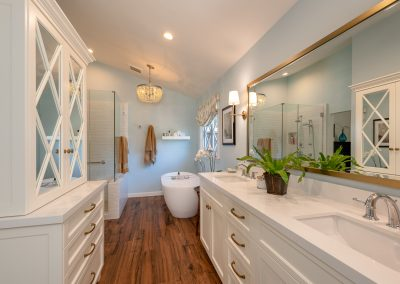 Santa Ana Bathroom Remodel Tolsma - Burgin Design Remodel