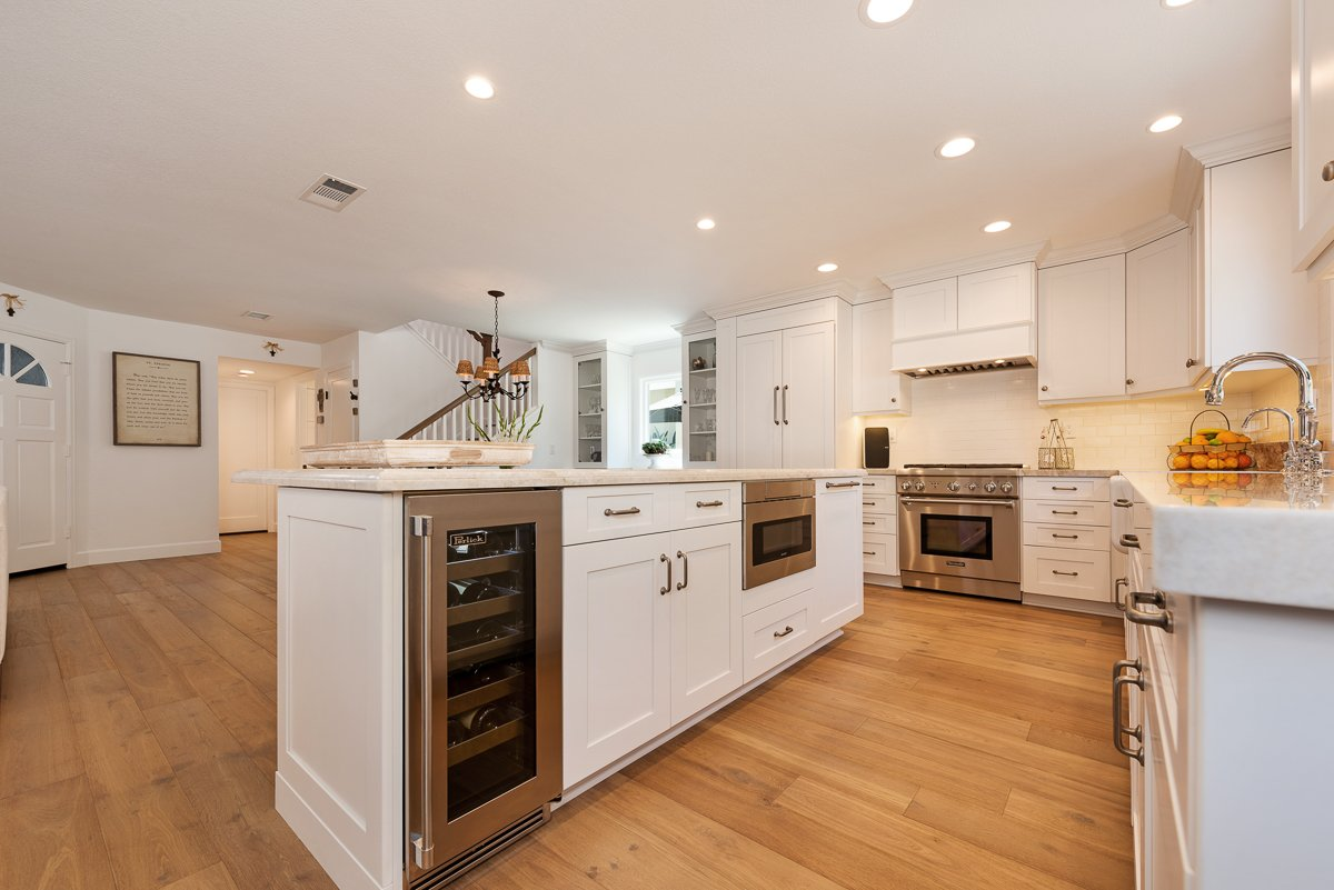 Kitchen Remodeling - Burgin Design • Remodel