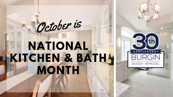 How to Make the Most of National Kitchen and Bath Month