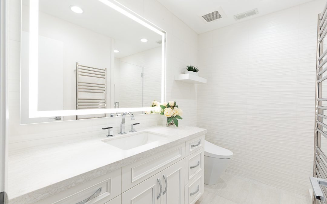 Westminster Bathroom Remodel – Shiraki