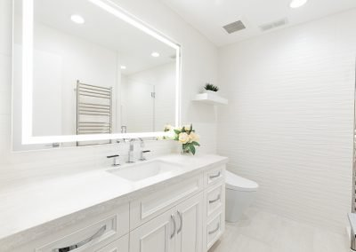 Westminster Bathroom Remodel – Shiraki