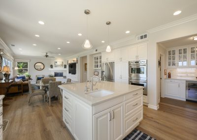 Orange Kitchen Remodel – Harris